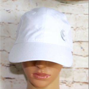 New Era Women's White Adjustable Baseball Cap